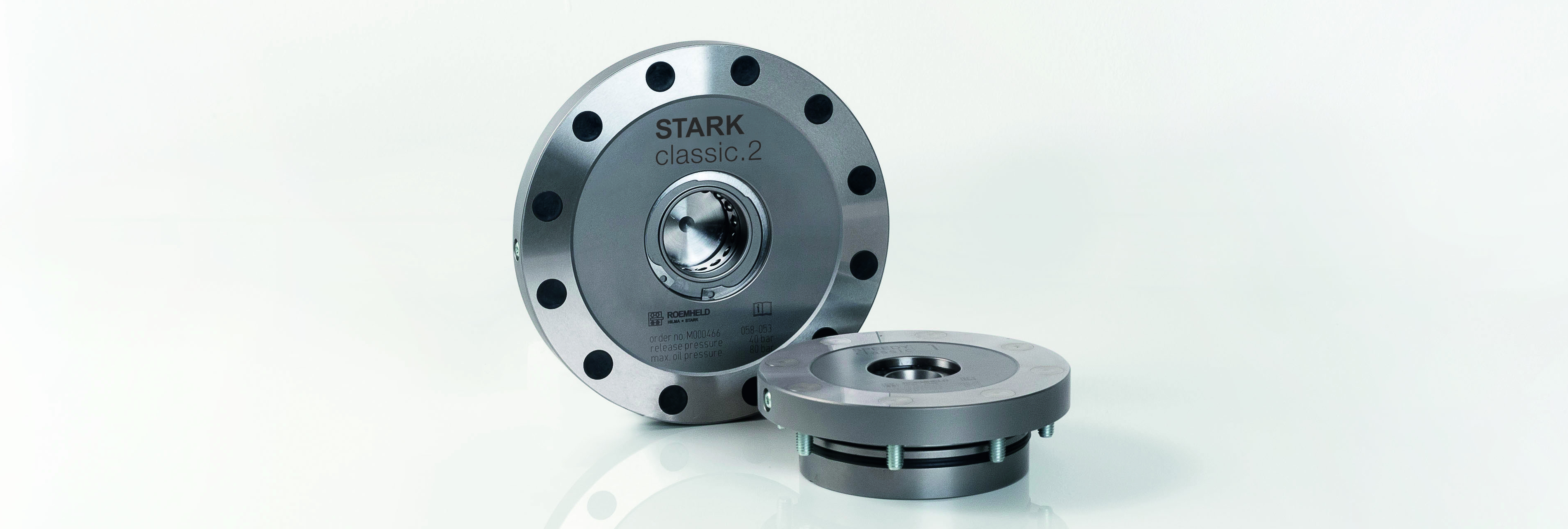 STARK.classic.2 zero point clamping system